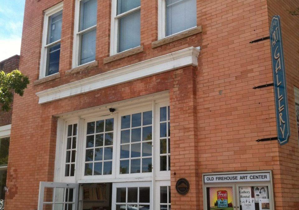 NEST and the Firehouse Art Center